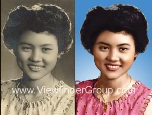 photo_retouch_restoration_colorization_แต่งรูปขาวดำเป็นสี